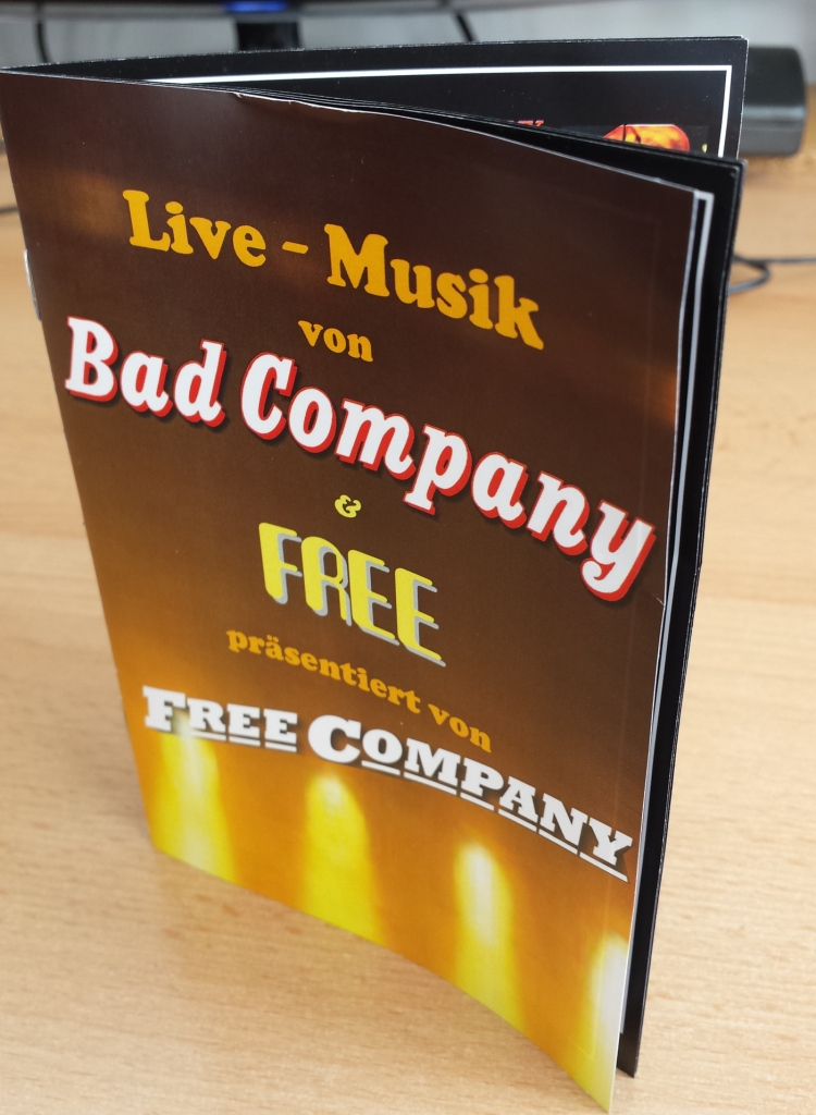 Free Company Live Songs