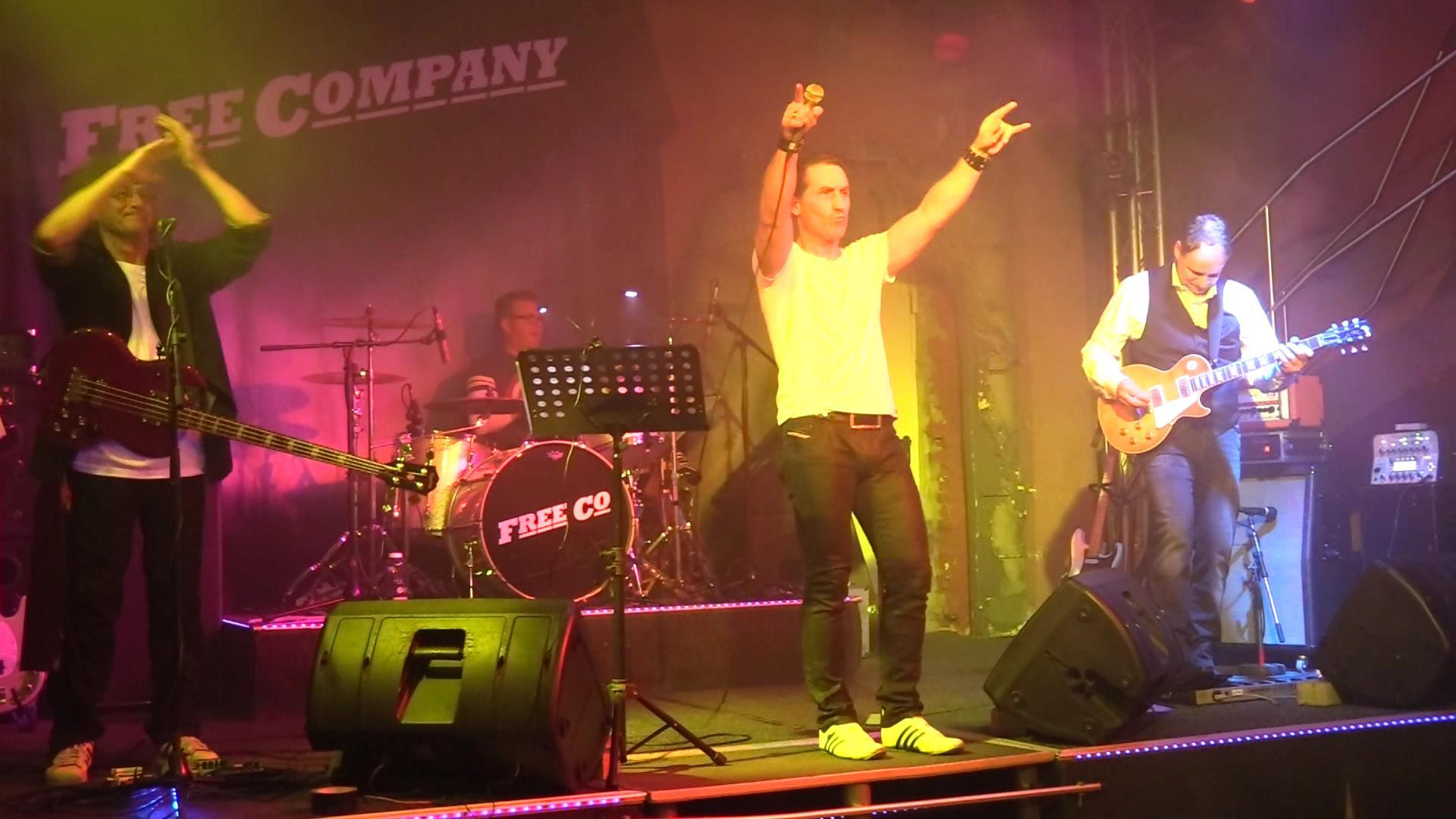 Free Company Live